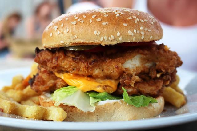 Grange Fried Chicken at The Grange