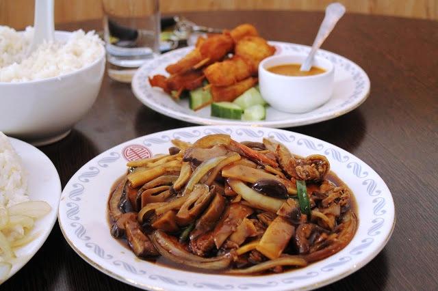 duck Ziu's Cafe Cathays Cardiff