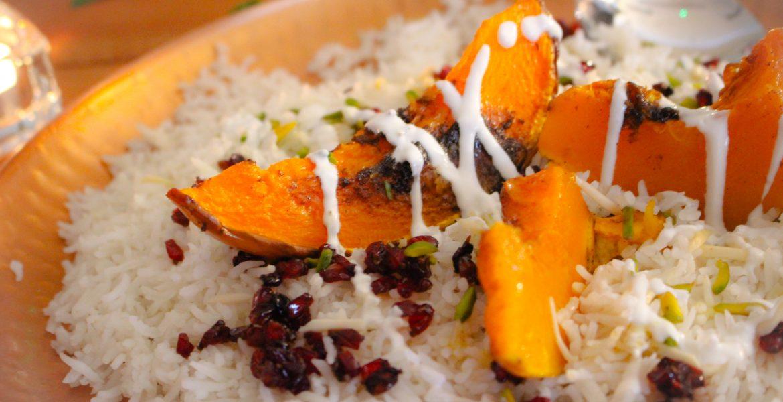 jewelled rice leyli joon