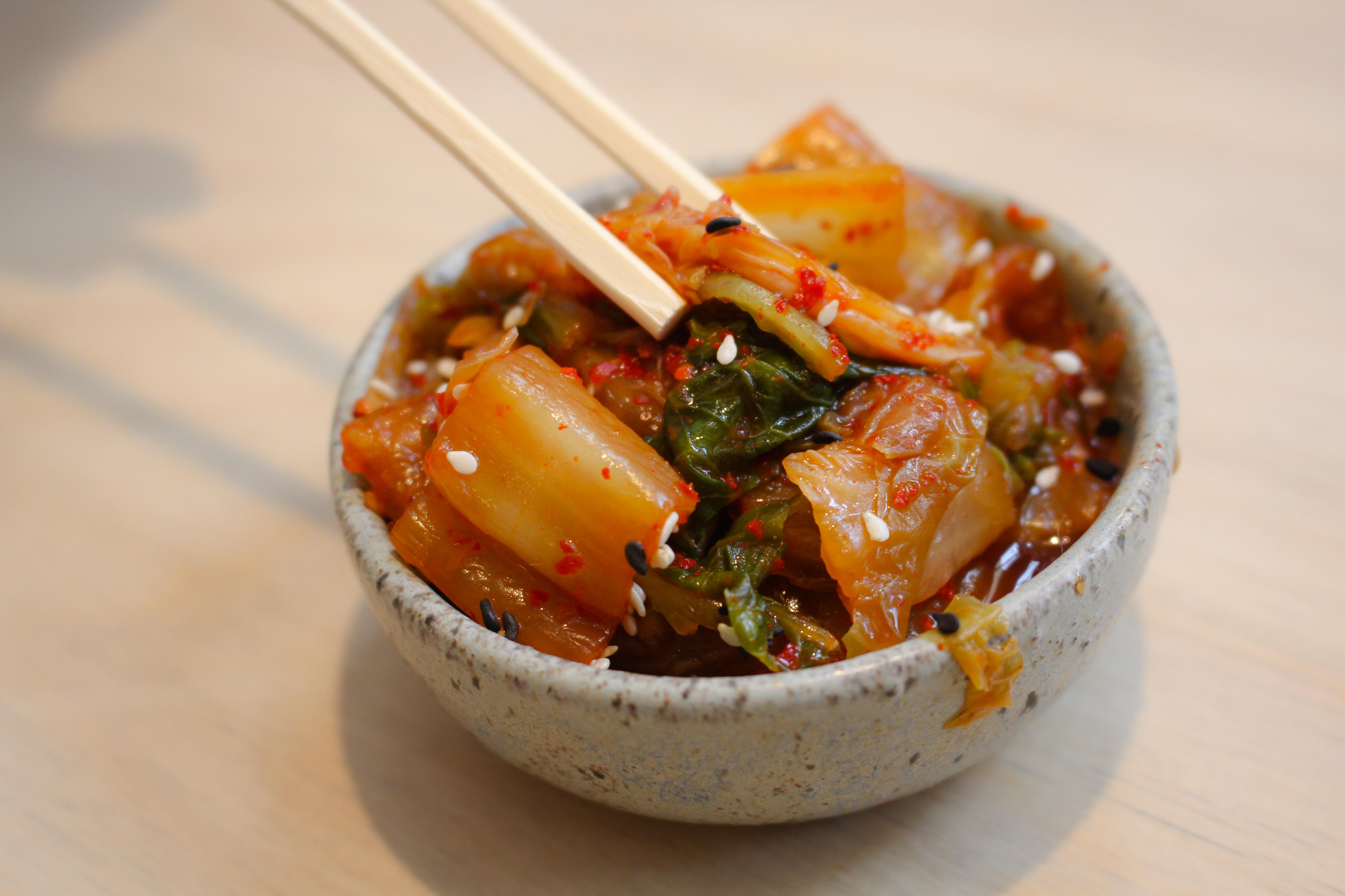 kimchi tiger and pig brixton